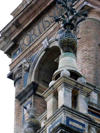 Reloj Norte Sevilla